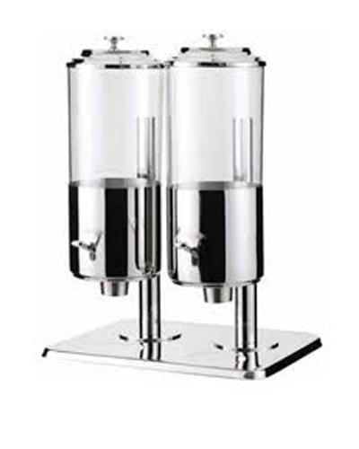 Bình đựng ngũ cốc 2 ngăn inox AT90123-2