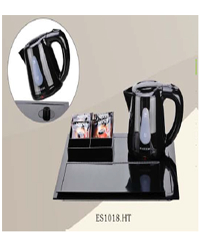 Kettle w Tray Set- ES1018.HT