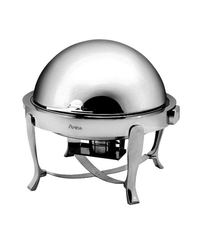 Lò hâm buffet tròn chân trắng T51162W