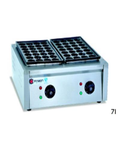 Máy làm bánh Takoyaki bằng điện ZH-2W