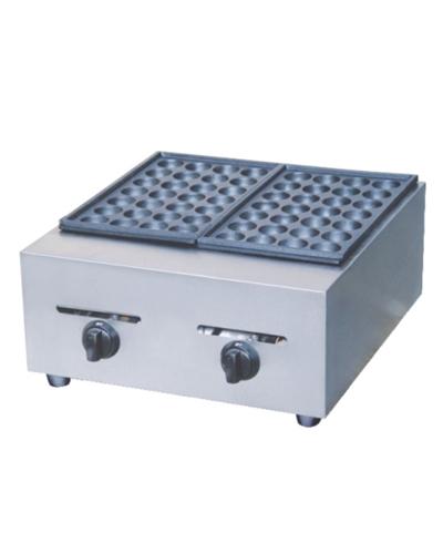 Máy làm bánh Takoyaki bằng gas ZH-2G