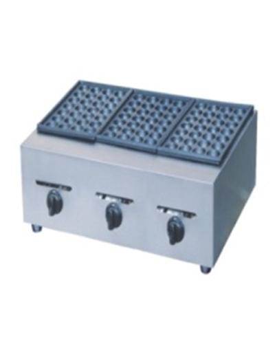 Máy làm bánh Takoyaki bằng gas ZH-3G