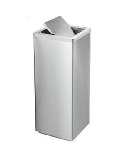Thùng rác inox A34-F