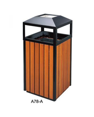 thùng rác ngoài trời A78-A