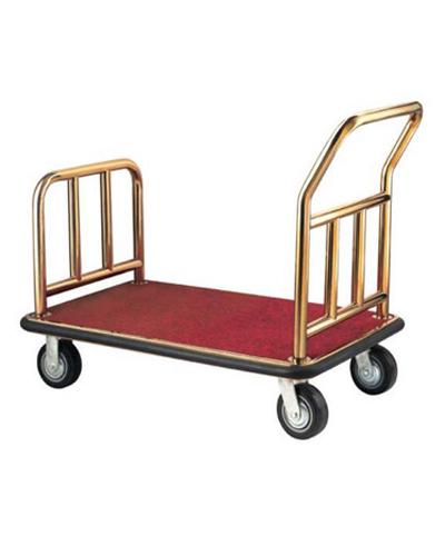 Xe đẩy hành lý 186A11 (vàng)