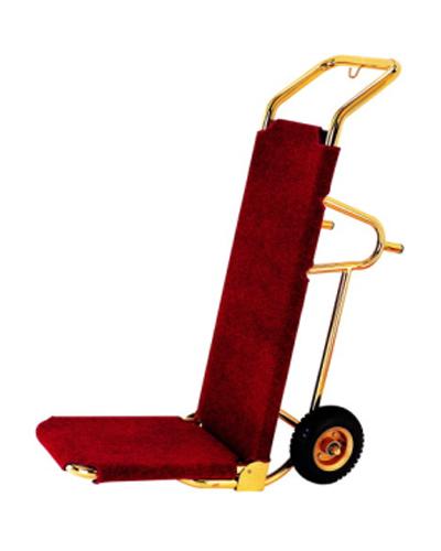 Xe đẩy hành lý A06 (vàng)